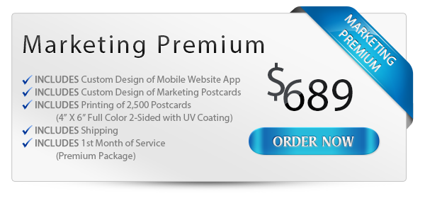 Marketing Premium Package