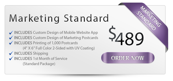 Marketing Standard Package